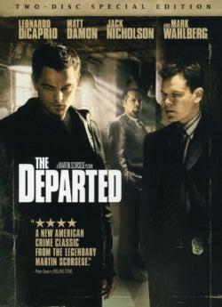 The Departed Deluxe Edition (DVD)
