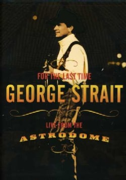 For the Last Time-Live from Astrodome (DVD)