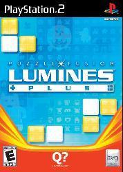PS2 - Lumines Plus