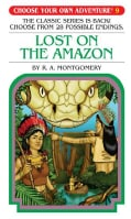 Lost on the Amazon (Paperback)