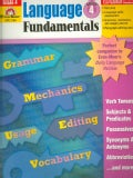 Language Fundamentals: Grade 4 (Paperback)