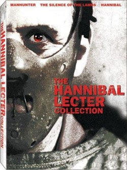 The Hannibal Lector Collection Giftset (DVD)