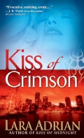 Kiss of Crimson (Paperback)