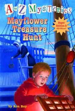 Mayflower Treasure Hunt (Paperback)