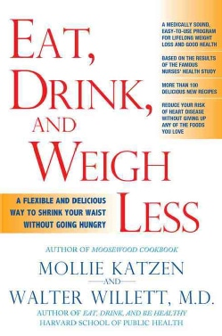 Eat, Drink, & Weigh Less: A Flexible and Delicious Way to Shrink Your Waist Without Going Hungry (Paperback)