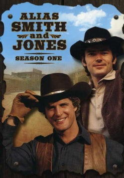Alias Smith And Jones: Season One (DVD)