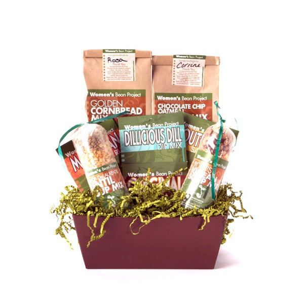Women's Bean Project Chocolate Lover's Basket