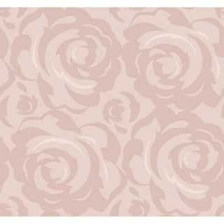 Crestview Lavish Wallpaper 27 In. x 27 Ft. = 60.75 Sq.Ft - 27 In. x 27 Ft. = 60.75 Sq.Ft