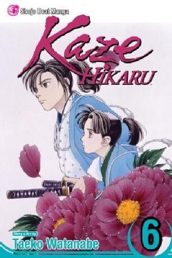 Kaze Hikaru 6 (Paperback)