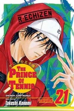 The Prince of Tennis 21: Kikamaru's New Step (Paperback)