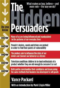 The Hidden Persuaders (Paperback)