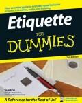 Etiquette for Dummies (Paperback)