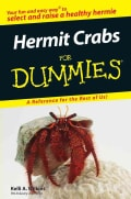 Hermit Crabs for Dummies (Paperback)