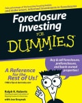 Foreclosure Investing for Dummies (Paperback)