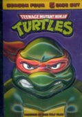 Teenage Mutant Ninja Turtles Season 4 (DVD)