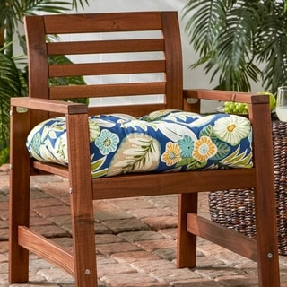 Crescent 20-inch Outdoor Chair Cushion by Havenside Home - 20w x 20l