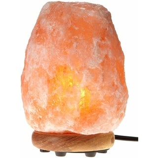 Himalayan Glow Natural Pink Salt Lamp 20-30 Lbs