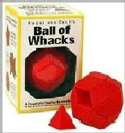 Roger Von Oech's Ball of Whacks: A Creativity Tool for Innovators (Hardcover)