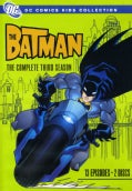 The Batman: The Complete Third Season (DVD)