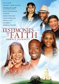 Testimonies of Faith (DVD)