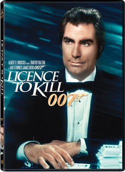 License To Kill (DVD)