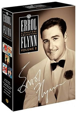 Errol Flynn: The Signature Collection Vol 2 (DVD)