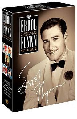 Errol Flynn: The Signature Collection Vol 2 (DVD)