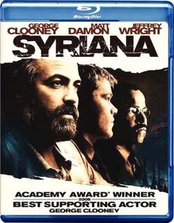 Syriana (Blu-ray Disc)