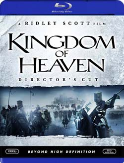 Kingdom of Heaven Director's Cut (Blu-ray Disc)