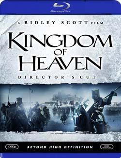 Kingdom of Heaven Director's Cut (Blu-ray Disc)