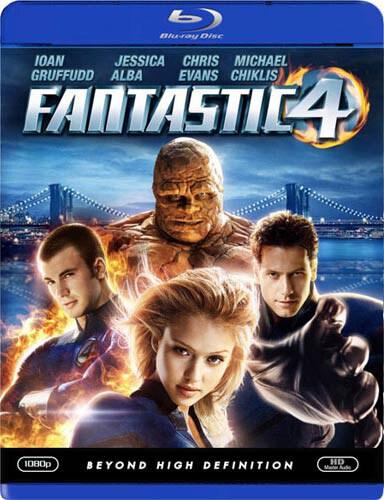 Fantastic Four (Blu-ray Disc)