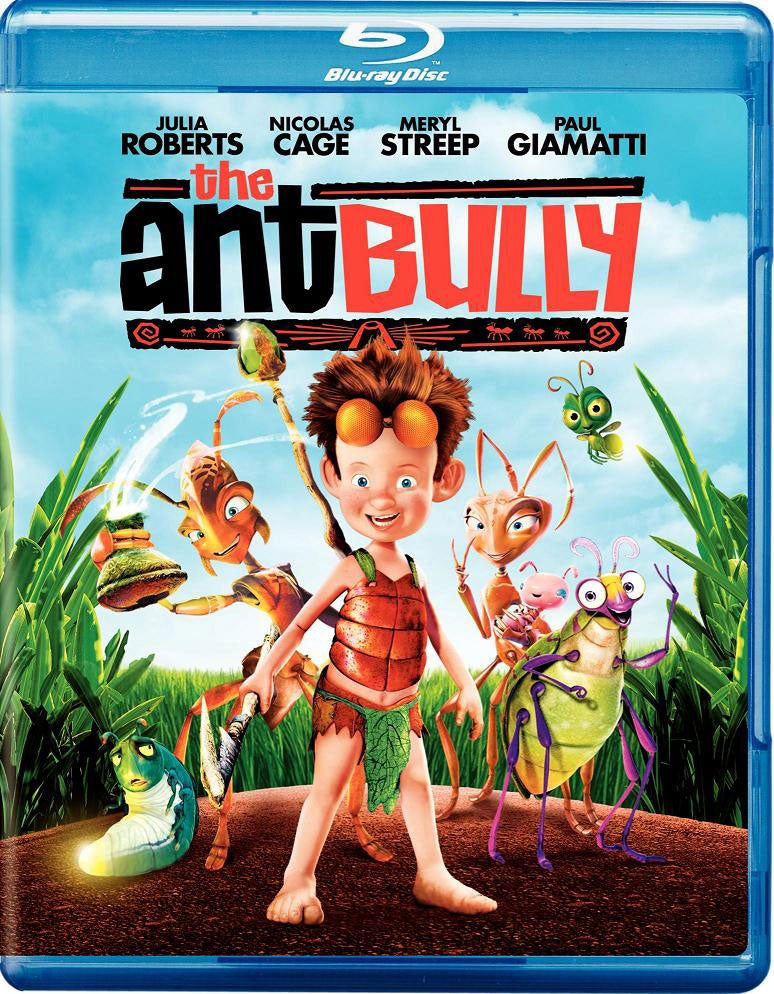 The Ant Bully (Blu-ray Disc)