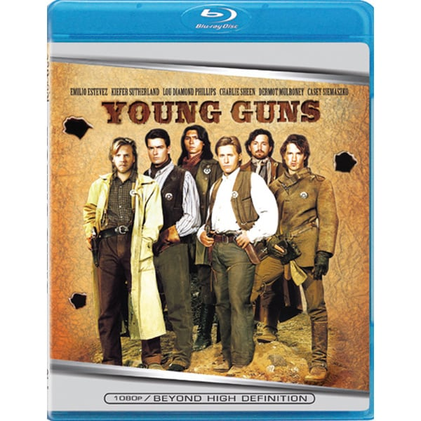 Young Guns (Blu-ray Disc) 2678294