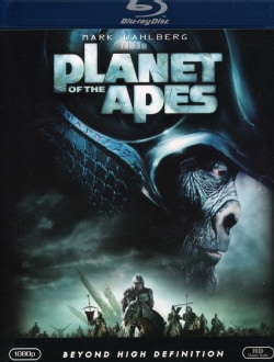 Planet of the Apes (Blu-ray Disc)