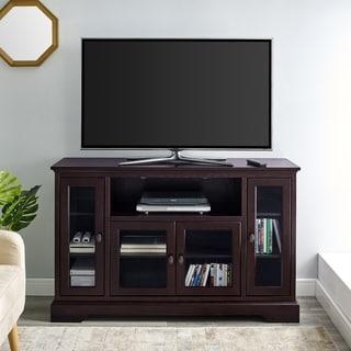Copper Grove Awenda 52-inch Espresso Highbory TV Stand Console