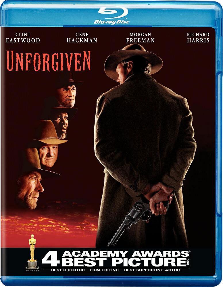 Unforgiven (Blu-ray Disc)