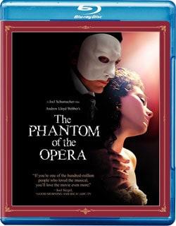 Phantom of the Opera (Blu-ray Disc)