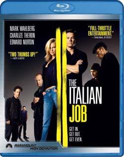 The Italian Job (Blu-ray Disc)