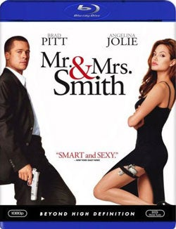 Mr. & Mrs. Smith (Blu-ray Disc)