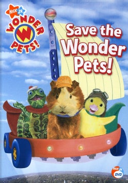 Wonder Pets: Save the Wonder Pets! (DVD)