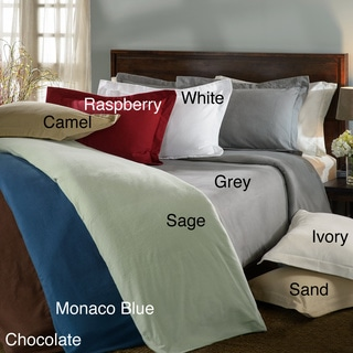 Ultra Soft / Heavyweight German Flannel 3-piece Duvet Cover Set
