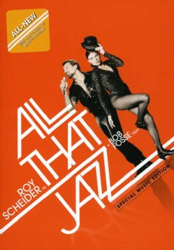 All That Jazz Music Edition (DVD)