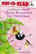 Eloise Decorates for Christmas (Paperback)