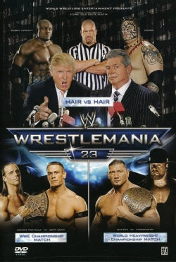 Wrestlemania 23 (DVD)