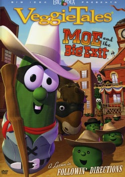 Veggie Tales: Moe and the Big Exit (DVD)