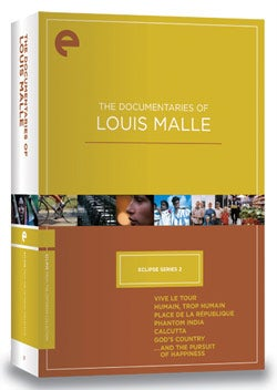 Eclipse Series 2 - The Documentaries of Louis Malle (DVD)