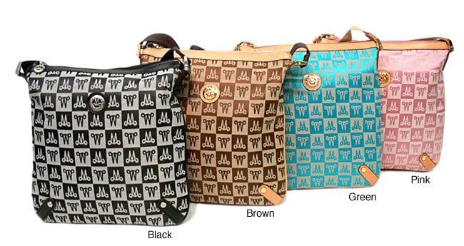 Adi Designs -M- Collection European Linen Bag