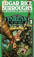 Tarzan of the Apes: Tarzan No. 1 (Paperback)