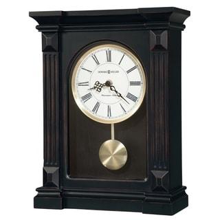 Howard Miller Mia Contemporary, Transitional, Sleek Chiming Mantel Clock with Silencing Option, Reloj del Estante