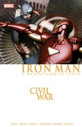 Civil War Iron Man (Paperback)